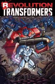 Revolution Transformers by Nick Roche
