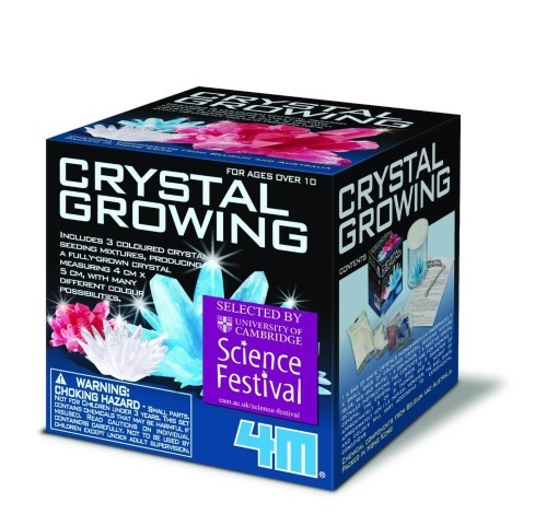 4M: Science Crystal Growing