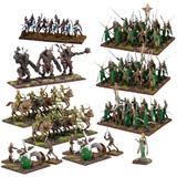 Kings of War Elf Mega Army (2017)
