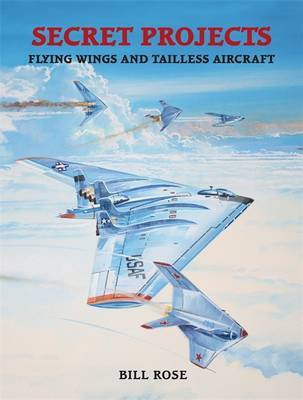 Flying Wings and Tailless Aircraft by Bill Rose