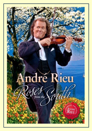 Andre Rieu - Roses From The South DVD image