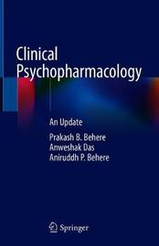 Clinical Psychopharmacology by Prakash B Behere image