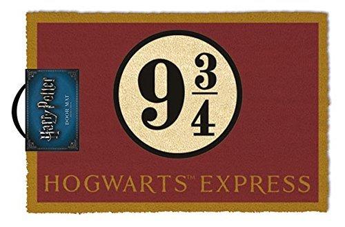 Harry Potter Doormat - Platform 9 3/4