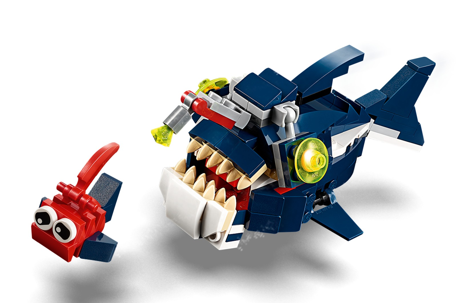 LEGO Creator - Deep Sea Creatures (31088) image