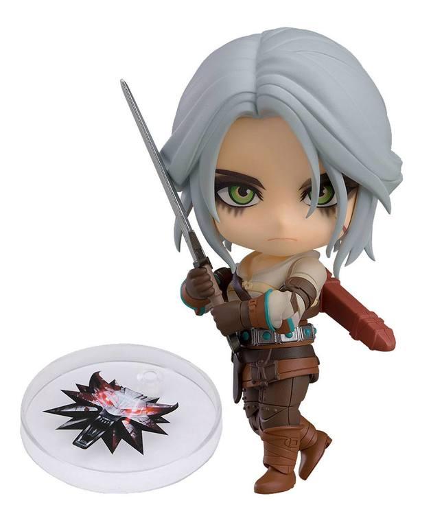 The Witcher 3: Wild Hunt Ciri - Nendoroid Figure