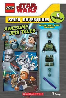 Awesome Jedi Tales (LEGO Star Wars: Brick Adventures with Minifigure)