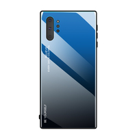 Ape Basics: Tempered Glass Back Cover for Samsung Note 10+
