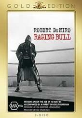 Raging Bull - Gold Edition (2 Disc) on DVD