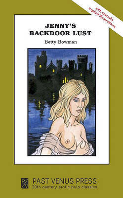 Jenny's Backdoor Lust by Betty Bowman image