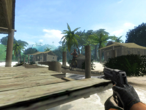 Far Cry: Instincts for PlayStation 2 image