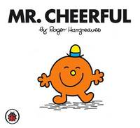 Mr Cheerful V43: Mr Men and Little Miss by Roger Hargreaves