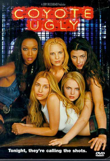 Coyote Ugly - Special Edition on DVD image