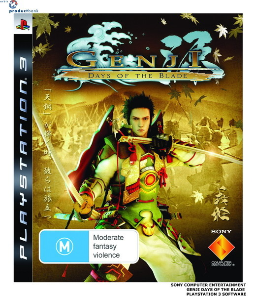 Genji - Days of the Blade for PS3