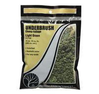 Woodland Scenics Underbrush Light Green Bag