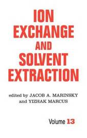 Ion Exchange and Solvent Extraction image
