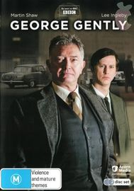 Inspector George Gently - Series 1 on DVD