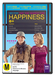 Hector and the Search for Happiness on DVD