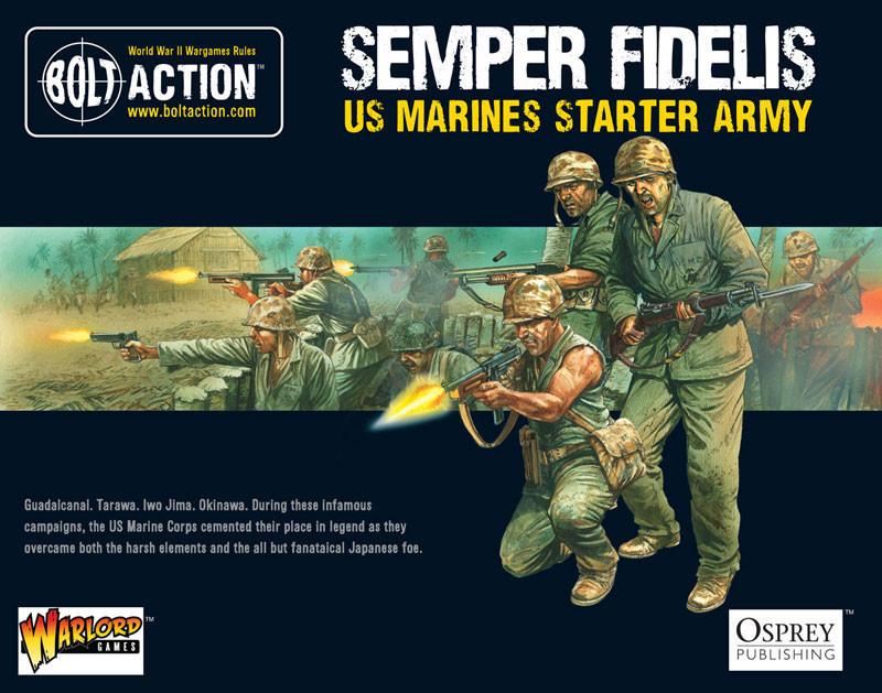 US Marine Corps Starter Army image