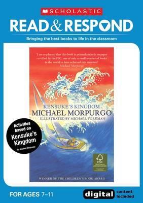 Kensuke's Kingdom by Jillian Powell image