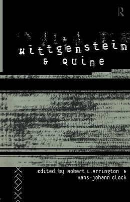 Wittgenstein and Quine image