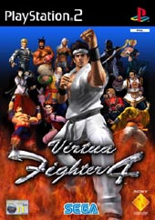 Virtua Fighter 4 for PS2