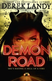 Demon Road by Derek Landy image