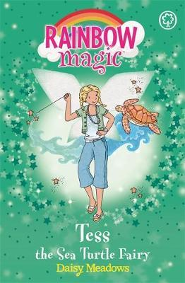 Tess the Sea Turtle Fairy (Rainbow Magic #88 - Ocean Fairies series) by Daisy Meadows image