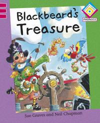 Blackbeard's Treasure by Sue Graves image