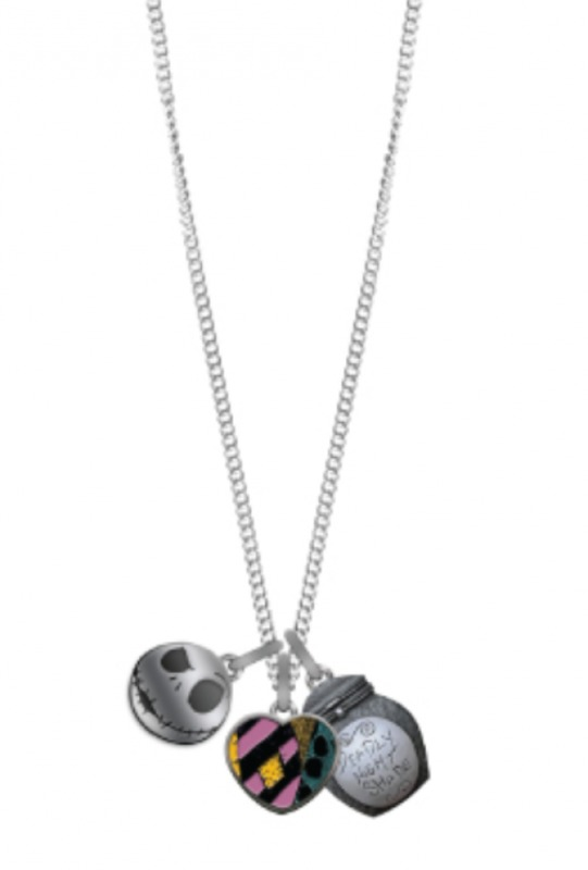Neon Tuesday: Nightmare Before Christmas - Charm Necklace