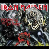 Number Of The Beast [Limited] by Iron Maiden