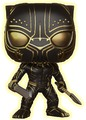 Black Panther - Erik Killmonger (Glow Ver.) - Pop! Vinyl Figure