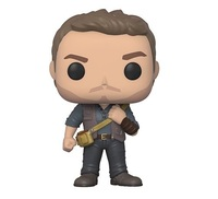 Jurassic World 2 - Owen Pop! Vinyl Figure