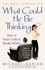 What Could He Be Thinking? by Michael Gurian