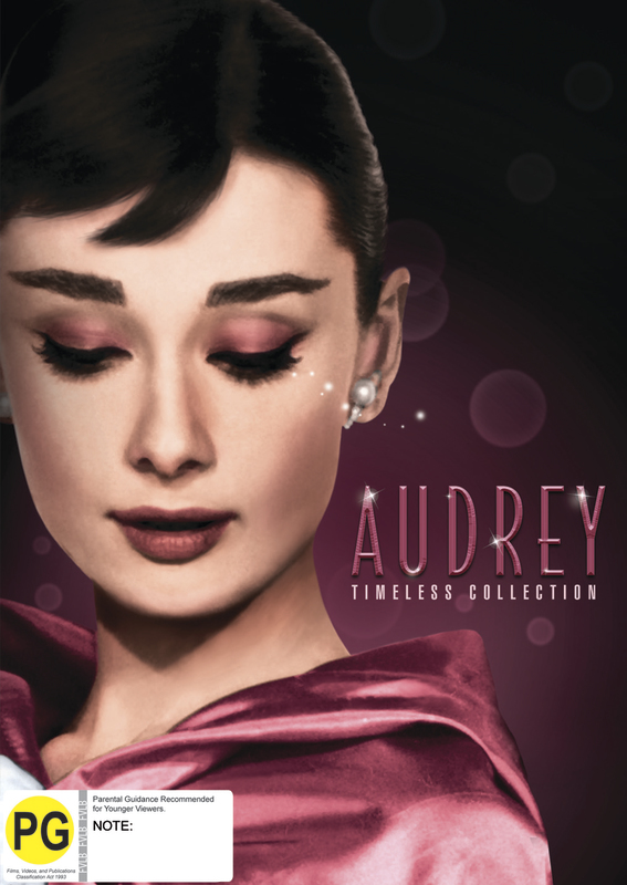 Audrey Hepburn Boxset on DVD