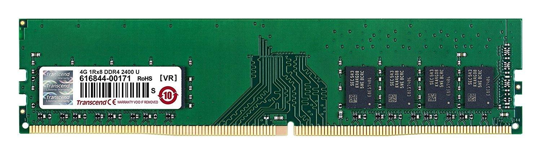 Transcend: JetRam 8GB DDR4-2400 U-DIMM image