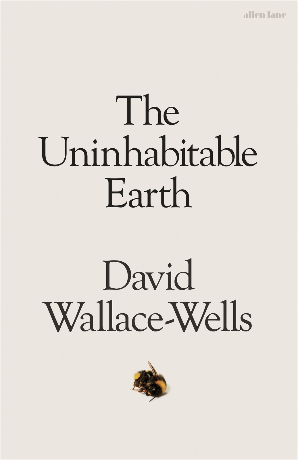 The Uninhabitable Earth by David Wallace-Wells image