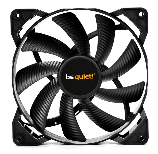140mm be quiet! Pure Wings 2 (High-Speed)