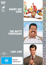 Daddy Day Care / Nutty Professor (1996) / Liar Liar - 3 DVD Collection (3 Disc Set) on DVD