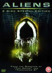 Aliens - Special Edition (2 Disc) on DVD