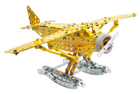 Meccano Adventures of Tintin Kit - Seaplane image