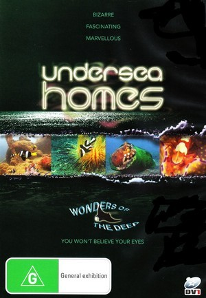Wonders of the Sea: Undersea Homes on DVD
