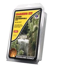 Woodland Scenics River and Waterfall Learning kit