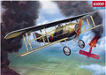 Academy SPAD XIII WWI Fighter 1/72 Model Kit