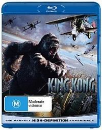 King Kong on Blu-ray image