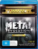 Metal Evolution: The Series on Blu-ray