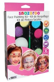 Snazaroo Face Painting Kit- Girl