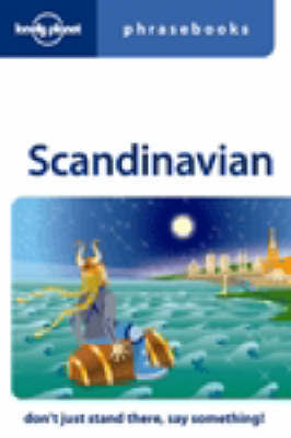 Scandinavian Phrasebook by Lonely Planet