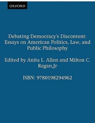 Debating Democracy's Discontent