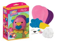 The Orb Factory: Sew Softies - Bird