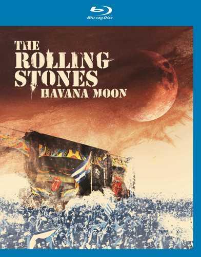 Havana Moon - Live At The Ciudad Deportiva on Blu-ray